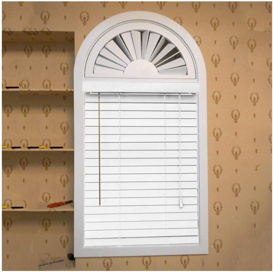 YJFENG Wood Sales Slats Venetian Blinds Wind Direction Adjust Max 47% OFF The Wate