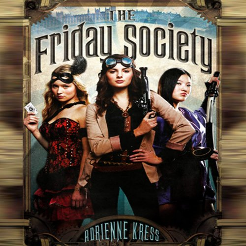 The Friday Society cover art