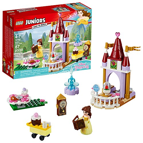 LEGO Juniors Belle's Story Time 10762 Building Kit (87 Piece)