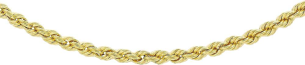 carissima gold collana per donna in oro giallo 9k (375) (1.7 grammi) 1.12.0783