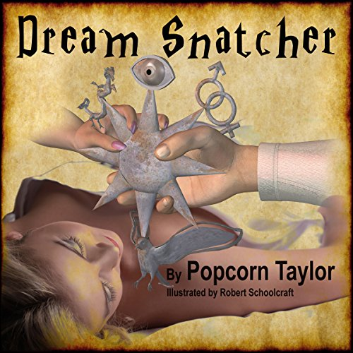 Dream Snatcher audiobook cover art