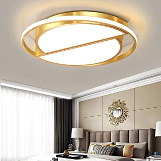 ED Ceiling Light, 45/58 / 68W Modern Minimalist Energy-Saving Lamp, Suitable for Stepless Dimming in Living Room, Bedroom,...