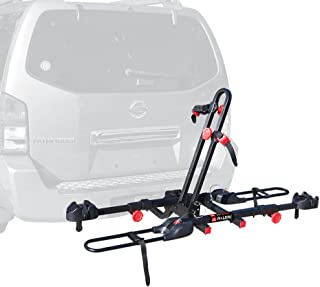 Allen Sports 2-Bike Hitch Racks for 1 1/4 in. and 2 in. Hitch
