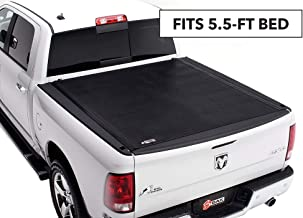 BAK Revolver X2 Hard Rolling Truck Bed Tonneau Cover | 39207RB | fits 2009-19 Dodge Ram With Ram Box 5' 7