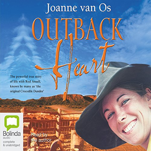 Outback Heart audiobook cover art