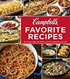 Campbell's Favorite Recipes: 212 Recipes Made with Flavors You Love and Brands You Trust (3-Ring Binder)