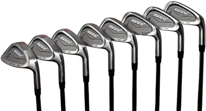 Heavy Ginty Golf Clubs Altima Heavy Iron Set Complete 8-Piece XL Big & Tall Men's +2