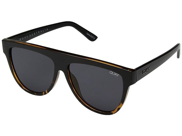 Last Night (Black Tortoise/Smoke) Fashion Sunglasses