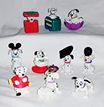 Mcdonald's - 101 Dalmatians Happy Meal Set - 1996