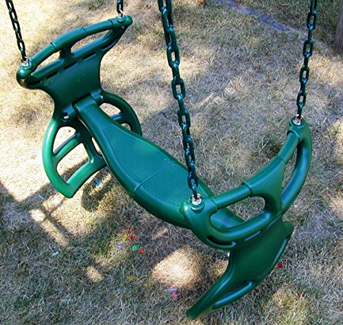 swingsetaccessories Back-to-Back Double Glider