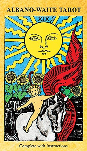 Albano-Waite Tarot Deck - Not Available