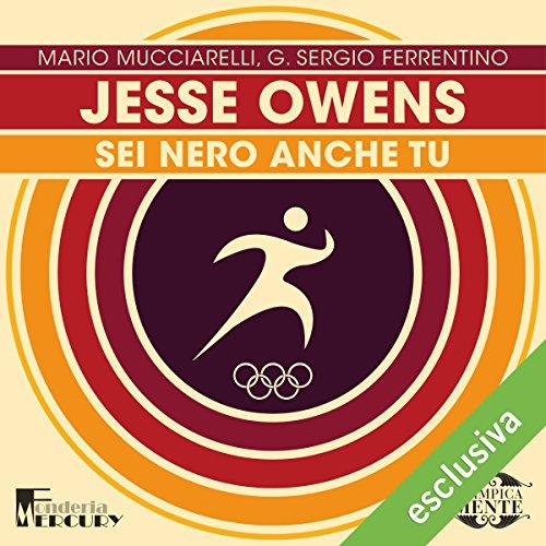 Jesse Owens. Sei nero anche tu copertina