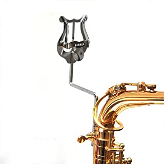 trombone clip on lyre