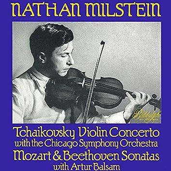 Tchaikovsky, Mozart & Beethoven: Violin Works