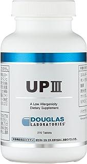 ダグラスラボラトリーズ UPⅢ (鉄強化 ビタミン&ミネラル) 270粒/約15日分