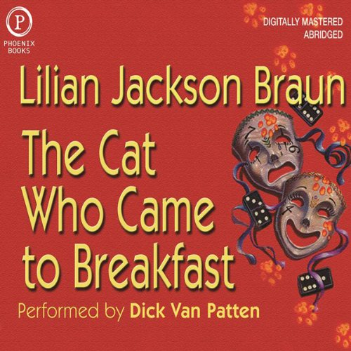 The Cat Who Came to Breakfast cover art