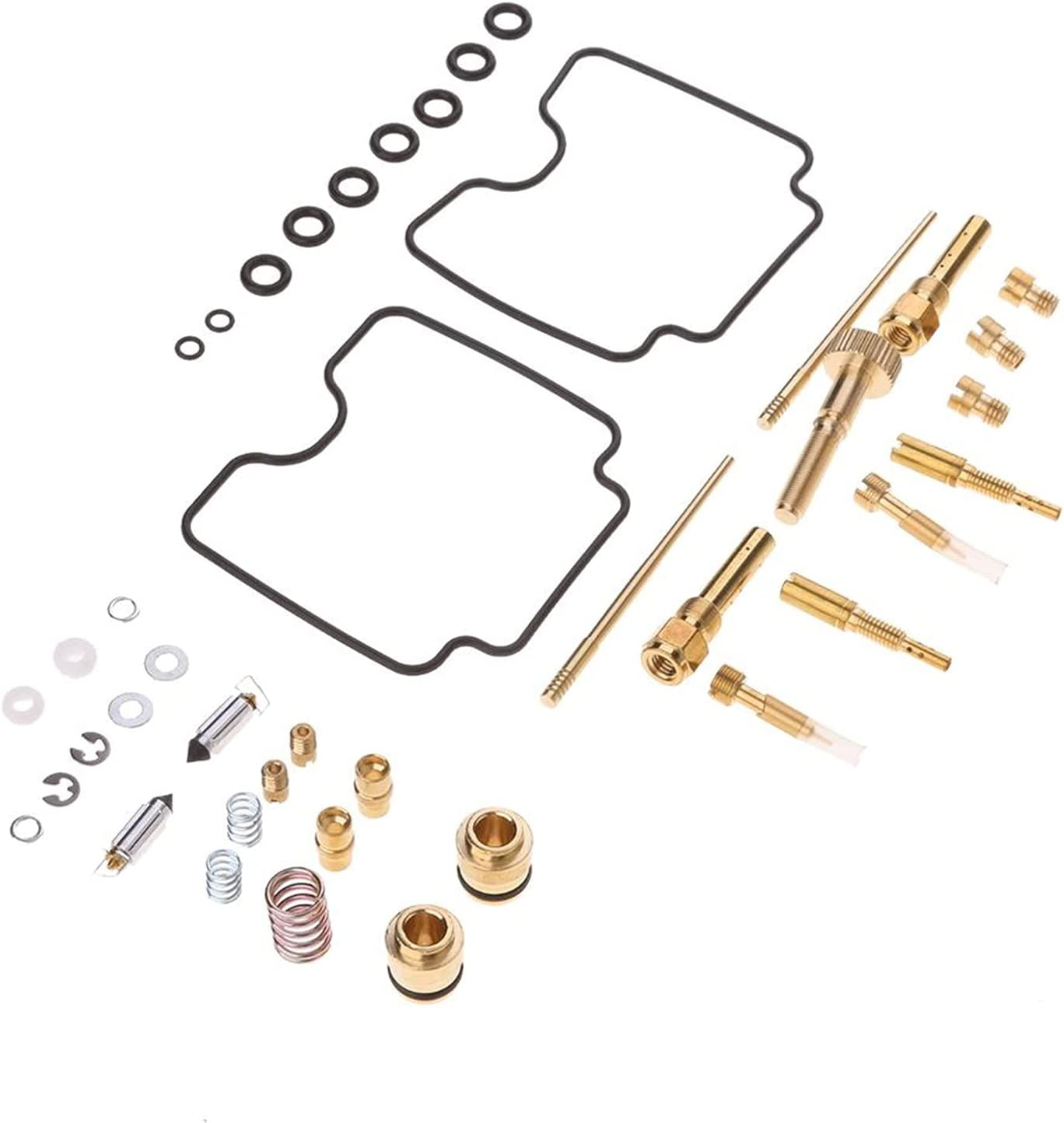 Excellence GYF Motorcycle Carburetor Rebuild Kit for High quality Yamaha Rap Carb Repair