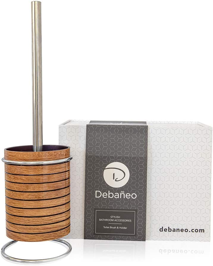 Popular brand in the world Debaneo Toilet Brush and Cedar Modern Ranking TOP9 Holder with
