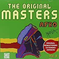 Vol.3 by Afro Mania (2013-05-03)