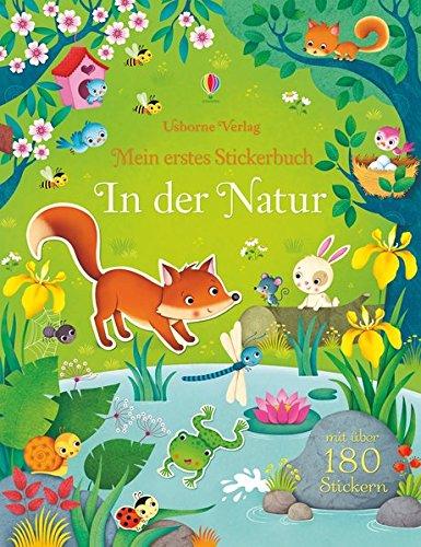 Mein erstes Stickerbuch: In der Natur