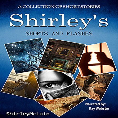 Shirley's Shorts and Flashes audiobook cover art