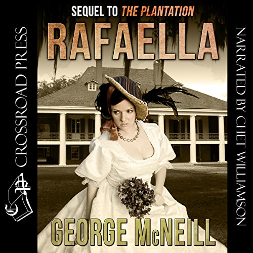 Rafaella audiobook cover art