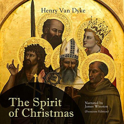 The Spirit of Christmas: Premium Edition audiobook cover art