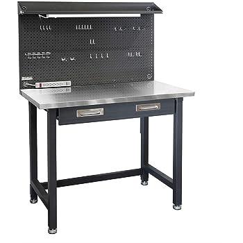 UltraHD Lighted Workcenter - Satin Graphite