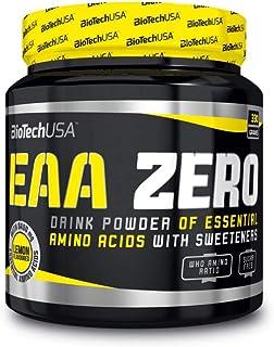 Biotech USA EAA Zero Aminoácidos Sabor Uva Roja - 330 gr