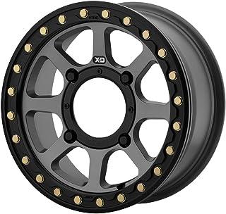 XD ATV XS234 ADDICT 2 BEADLOCK Satin Gray Wheel Chromium (hexavalent compounds) (15 x 6. inches /4 x 112 mm, 38 mm Offset)