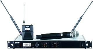 Shure ULXD124D/B58 G50   Dual Combo Beta 58A Wireless System ULXD1 ULXD4D ULXD2/B58