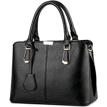 Women Top Handle Satchel Handbags Shoulder Bag Top Purse Messenger Tote Bags Big