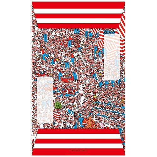 ビバリーポチ袋ウォーリーを探せウーフの国3袋入×2セットFU-034A
