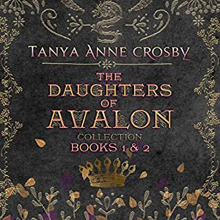 The Daughters of Avalon Collection: Books 1 and 2 audiobook cover art