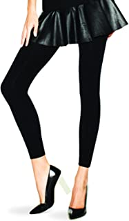 No Nonsense Women's Great Shapes Opaque Footless Tight