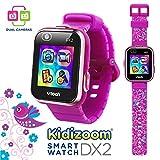 VTech KidiZoom Smartwatch DX2 Special Edition Floral Birds with Bonus Vivid...