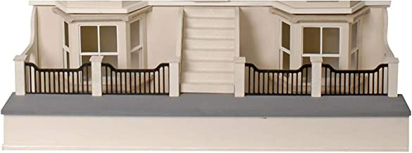 Melody Jane Victorian Dollhouse Basement Kit Cedars 1:12 Scale MDF Flat Pack Unpainted
