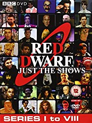 Red Dwarf on DVD