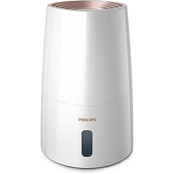 Philips Umidificatore d'aria Serie 3000 HU3916/10, Colore bianco