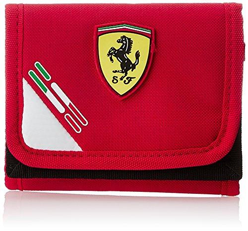PUMA Ferrari Portemonnaie, rot - Rouge (01) - Größe: One size