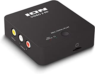 ION Audio Video 2 SD/Analog-to-Digital Video Converter to SD USB/RCA/Composite