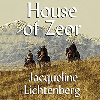 House of Zeor audiobook cover art