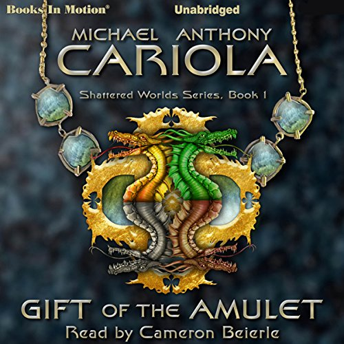 Gift of the Amulet audiobook cover art