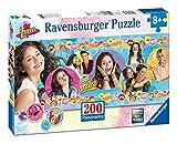 Soy Luna - Puzzle XXL, 200 piezas (Ravensburger 12835) , Modelos/colores Surtidos, 1 Unidad