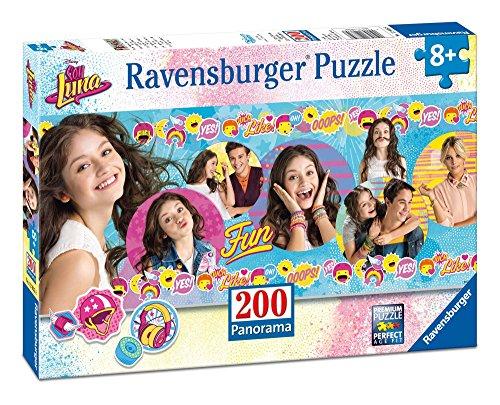 Ravensburger 12835 Disney Soy Luna, Matteo, Ambar und Simon Kinderpuzzle