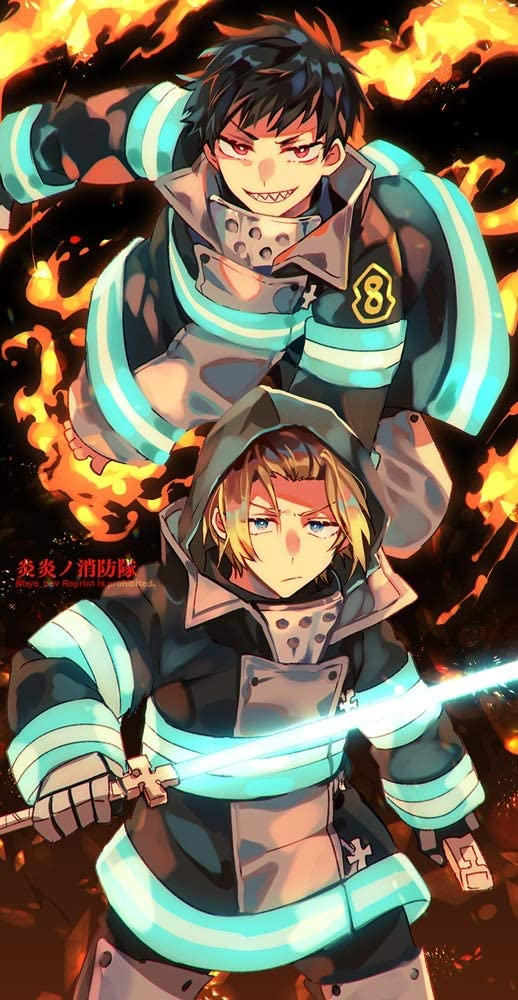 Nsddm Fire Force Series Arthur Limited Special Price Boyle Shinra Ultra-Cheap Deals and Kusakabe Pattern