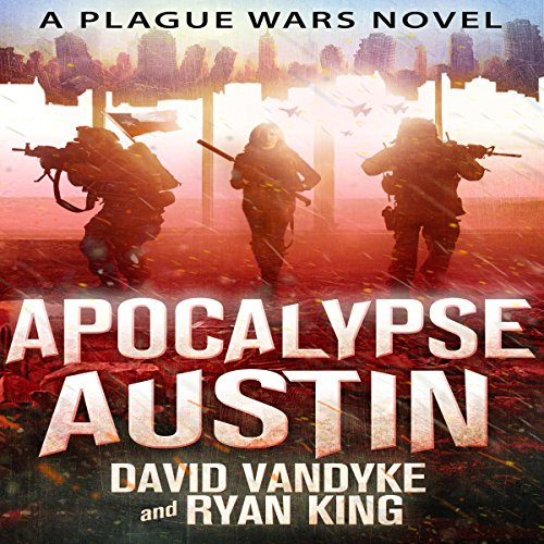 Apocalypse Austin audiobook cover art