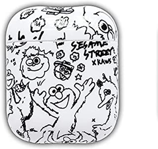AirPods カバー Apple AirPod用 エルモ セサミストリート 保護ケース 防塵 耐衝撃 airpods ケース キズ防止 滑り止め エアーポッズ ケース (02)