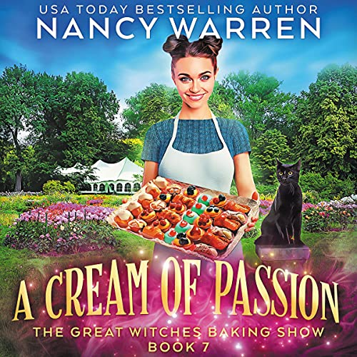 A Cream of Passion cover art