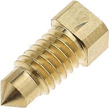 EMSea - Tornillo de purga radiador de calefacción con control roscado giratorio para reparación de tapón de válvula que reduce la presión de ventilación